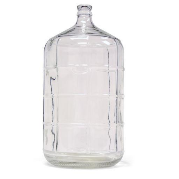 Glass Carboy 20L (5 Gal)