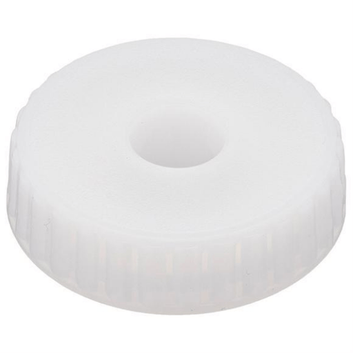 CAPS - Plastic Screw Cap With Hole - 38mm