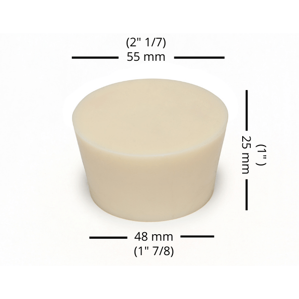 BUNGS - #11 Rubber Bung Solid