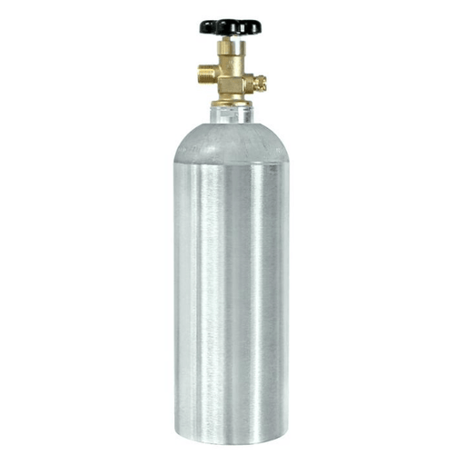 KEGGING - 5lb CO2 Tank Aluminum