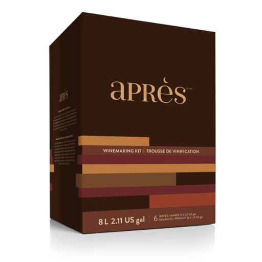 Apres - Dessert Wine - Red Apres Dessert Wine Kit