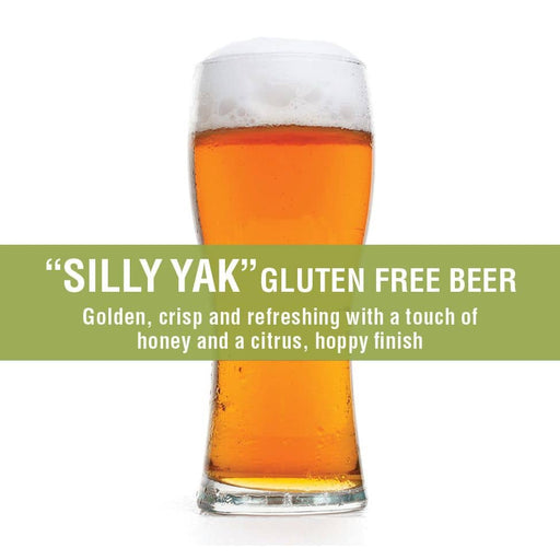 Beer Kits - Silly Yak Gluten Free Beer