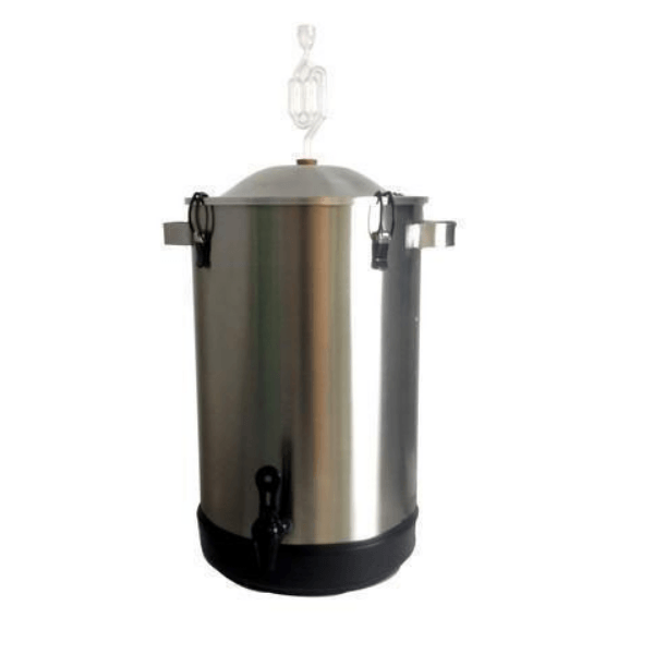 30L Stainless Steel Fermenter With Handles