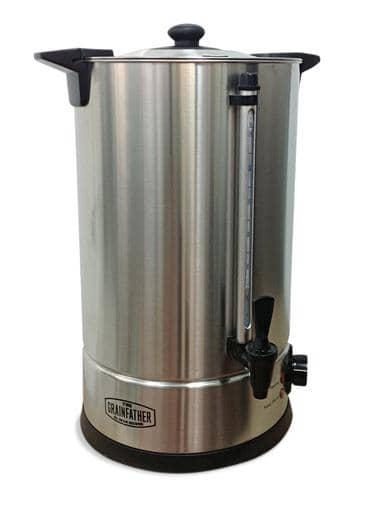 Equipment - Sparge Water Heater