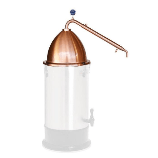 Turbo 500 (T500) Alembic Pot Still