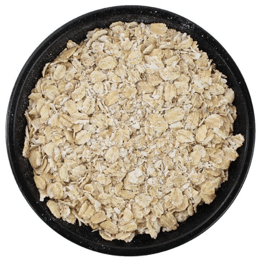 GRAINS - Flaked Oats - 1lb