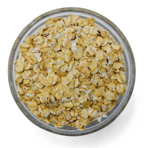 GRAINS - Flaked Wheat - 1lb