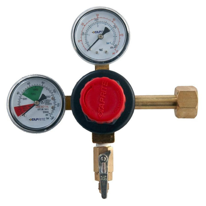 Kegging - Dual Guage Regulator (60-2000psi)