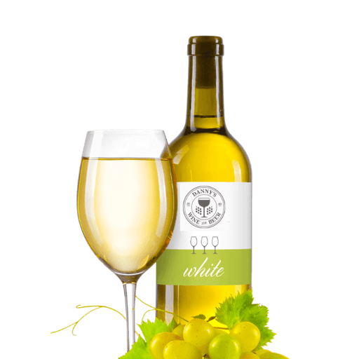 White Premium Wine Kit - Muscat Style, California - White Cru International Wine Kit