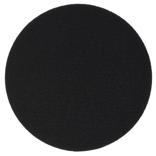 "9"" Round Carbon Filter Pad - 3/Package"