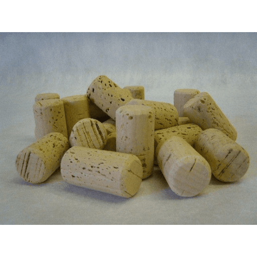 WINE CORKS - #8 Natural Premium Wine Cork - 90 Corks