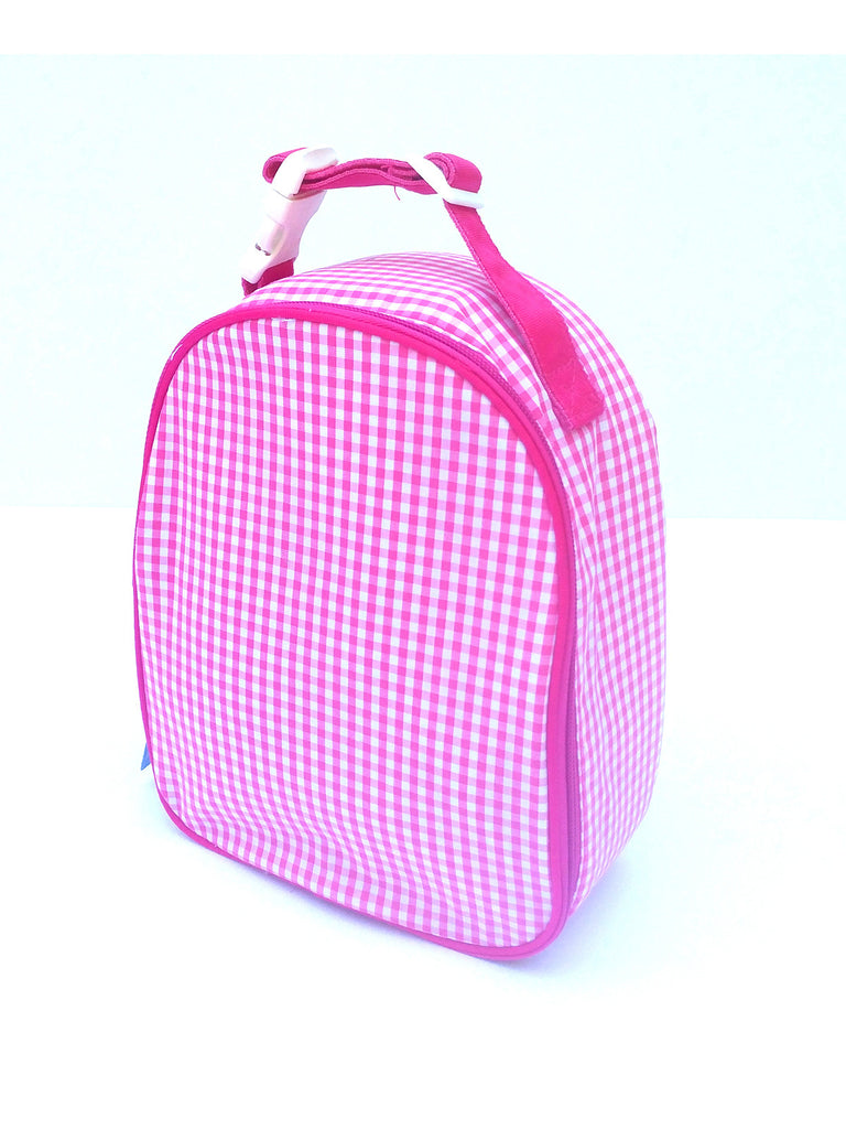 Gingham Lunch Box