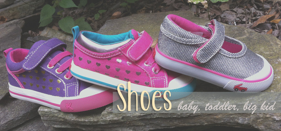 Hooray Childrens Shoes