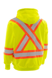 Deluxe Pullover Safety Hoodie
