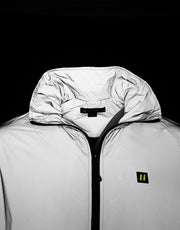 Super-Vis Reflective Water-Resistant Jacket Wind Breaker