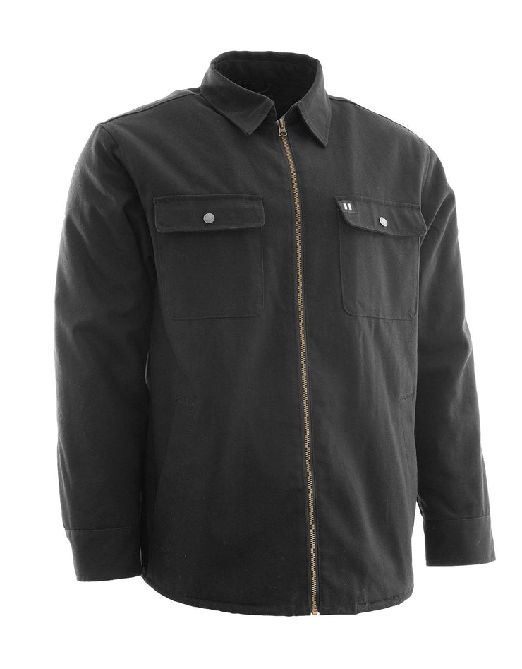 Sherpa Lined Work Shirt