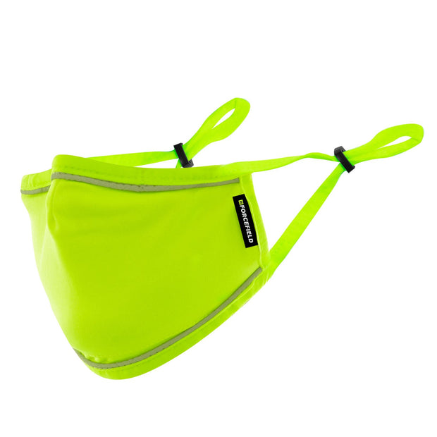 Hi Vis Fabric Face Mask