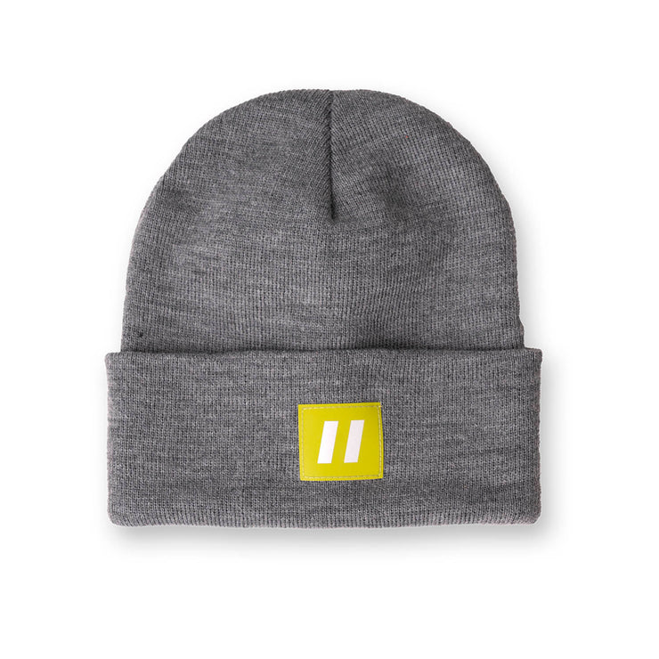 Hi Vis Toque with Reflective Patch