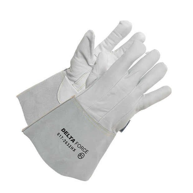 Sheepskin Tig Leather Welding Glove