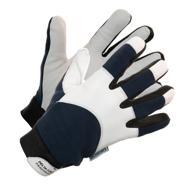 Delta Force, Winter Performance Glove - Hi Vis Safety