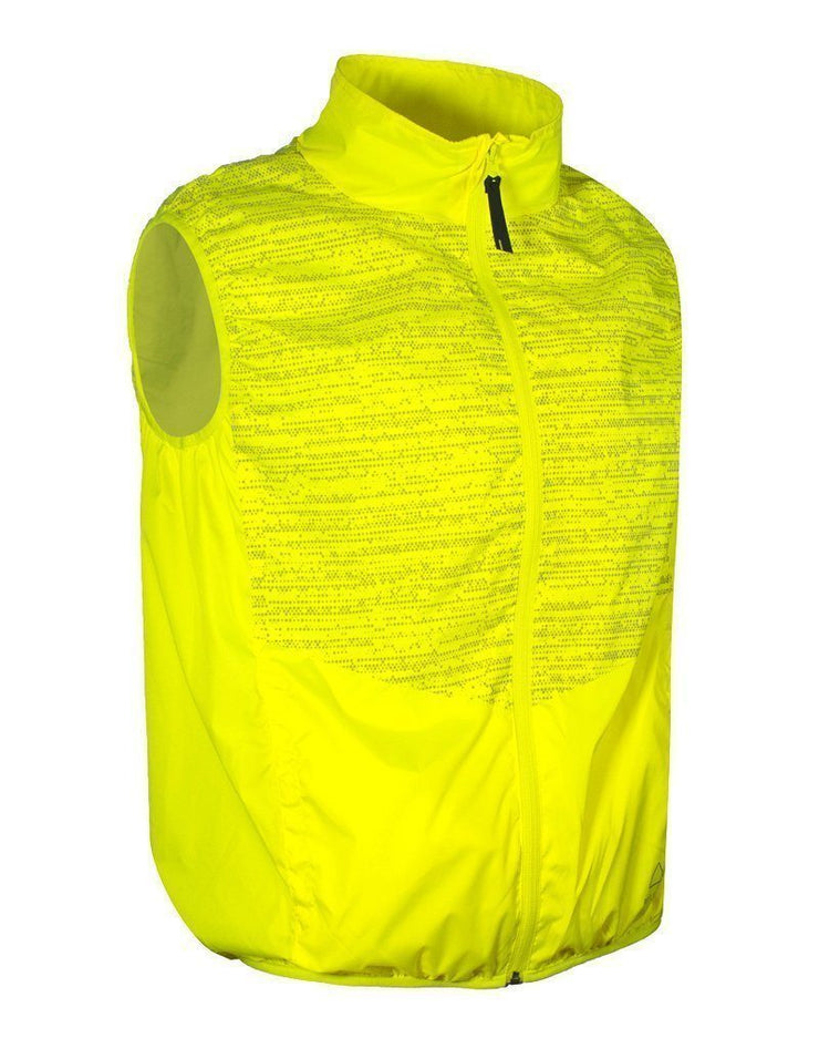Enhanced Visibility Running Vest - Hi Vis Safety