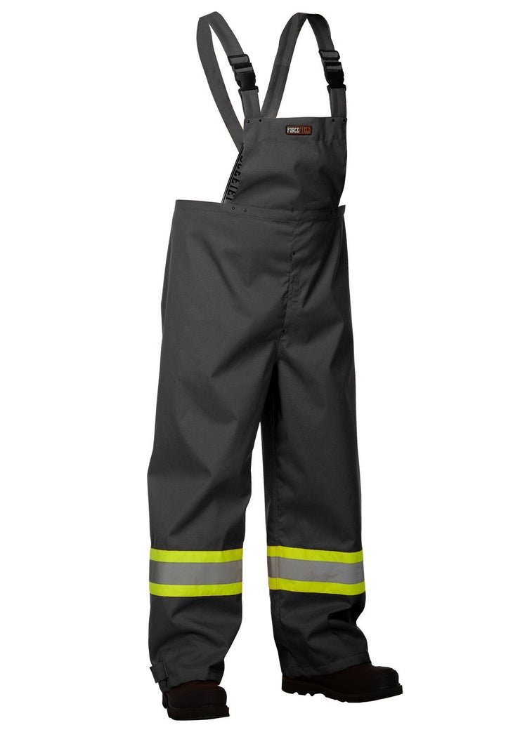 Hi Vis Safety Rain Overall - Hi Vis Safety