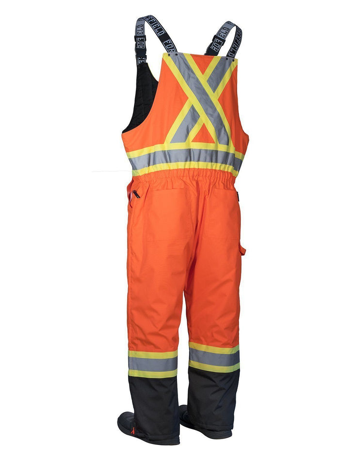 Hi Vis Winter Safety Overall - Hi Vis Safety
