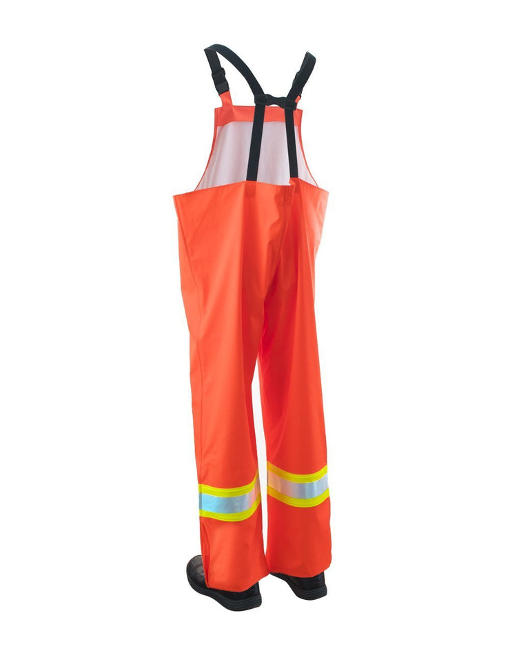 High Visibility Fire Resistant Rain Pant - Hi Vis Safety