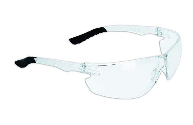 "The ""Techno"" CSA Safety Glasses, Anitfog Lens, 5 Lens Colours - Hi Vis Safety"