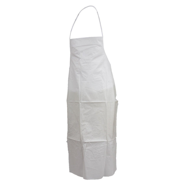 Vinyl Apron - Hi Vis Safety