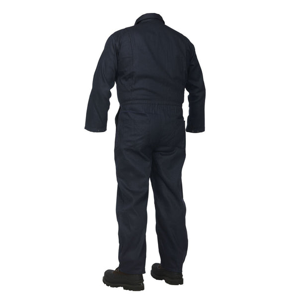Welder's Coverall, 100% Cotton - Hi Vis Safety