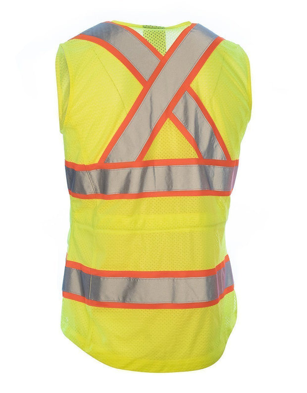 Women's Hi Vis Safety Vest - Hi Vis Safety