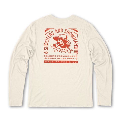 6 Shooter Long Sleeve