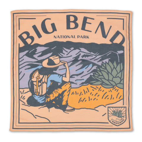 Big Bend National Park Bandana