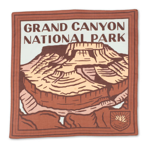 Grand Canyon National Park Bandana