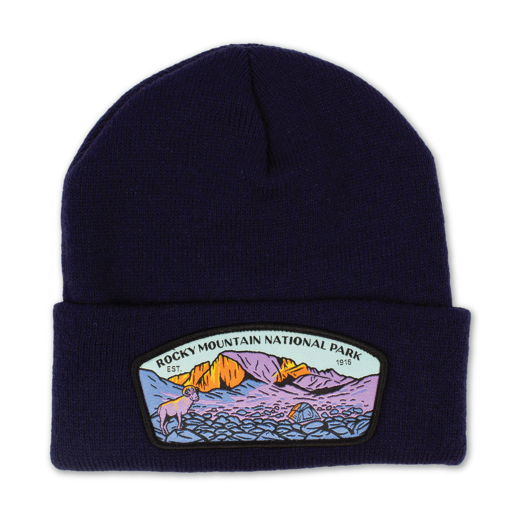 Rocky Mountain National Park Classic Cap