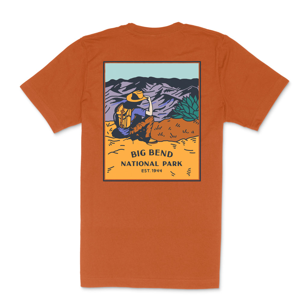 Big Bend National Park Shirt T-Shirt