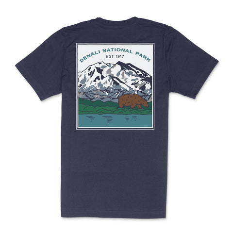 Denali National Park Shirt