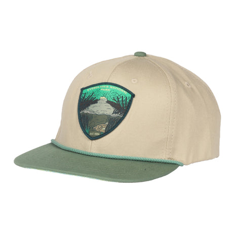 Everglades National Park Hat - Linen/Laurel