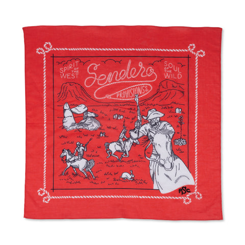 Skeleton Riders Bandana