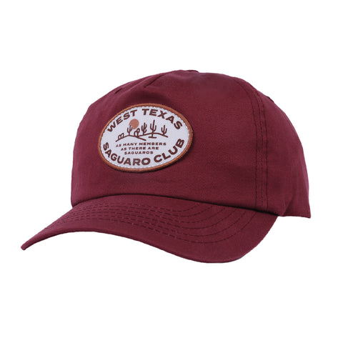 Texas Saguaro Club Hat