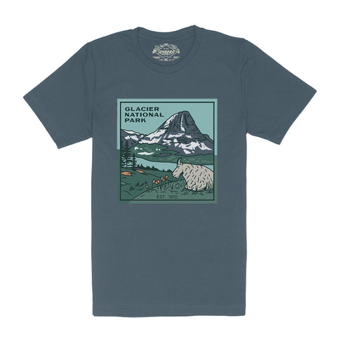 Glacier National Park T-Shirt