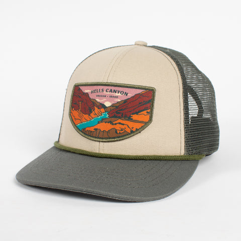 Hells Canyon Hat