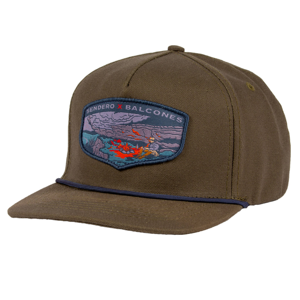 Balcones Collab Hat