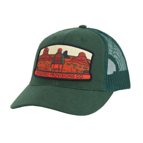 Backpacker Hat