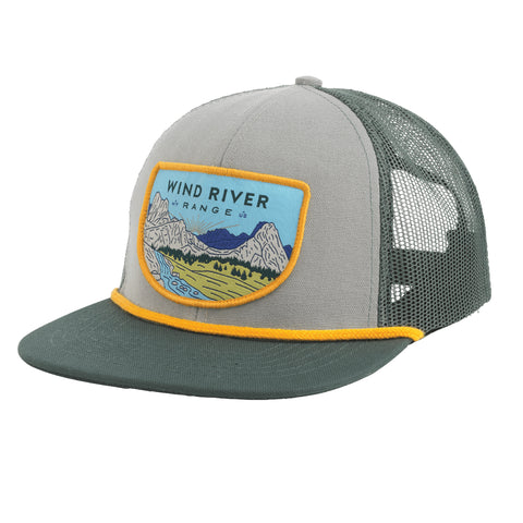 Wind River Range Hat Meshback