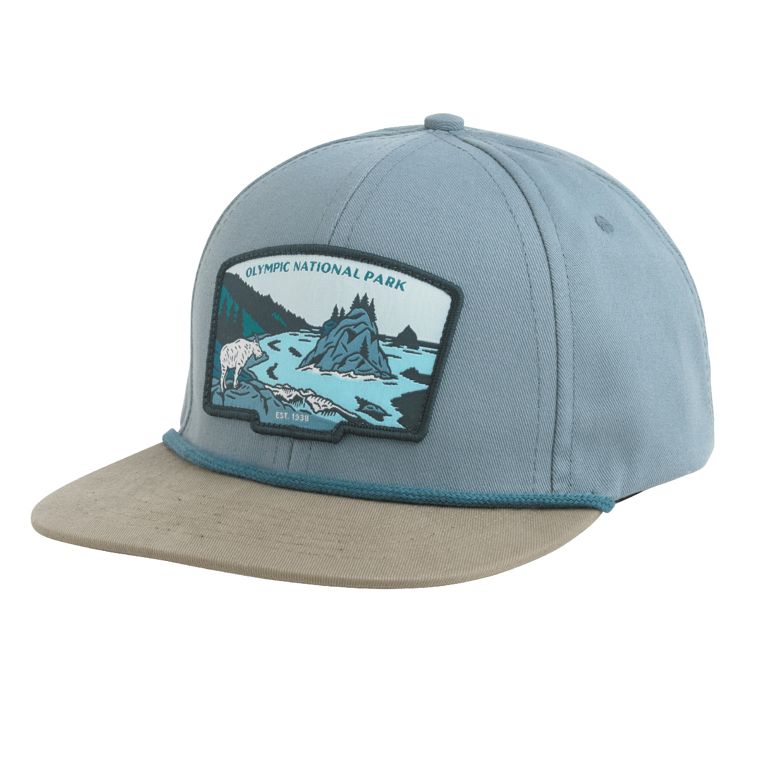 53fdc7a1744 Olympic National Park Hat – Sendero Provisions Co.