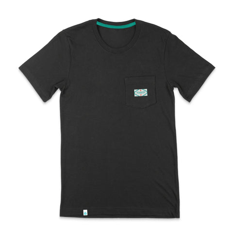 Sendero Pocket Tee - Vintage Black