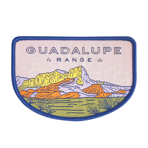 Guadalupe Range Patch