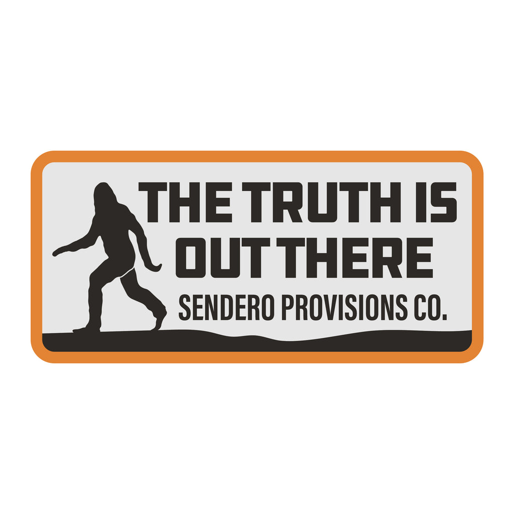 Truth Seeker Sticker